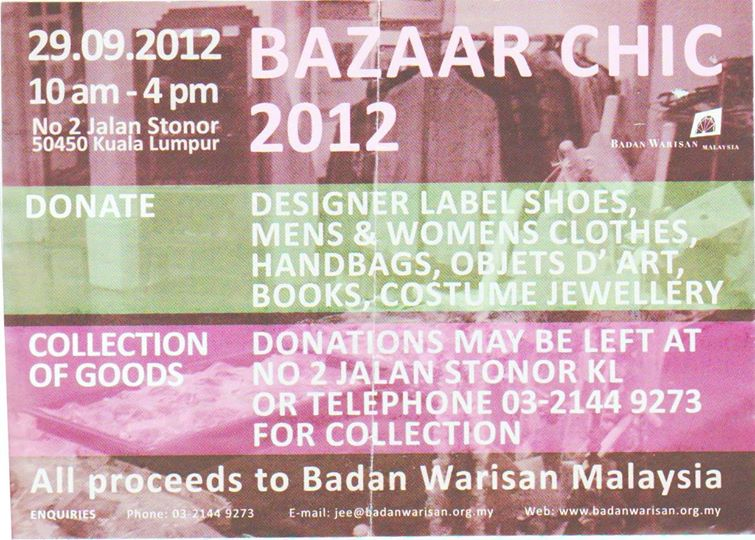 Bazarar Chic