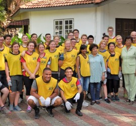 LDS charities Malaysia voluntary work in Tasputra