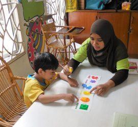special education in tasputra perkim