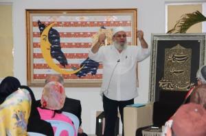 Talk by Da'ee Ahmed Moait - 2014